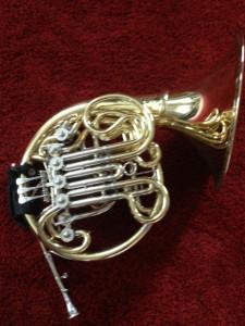 Schmid ES4 triple horn